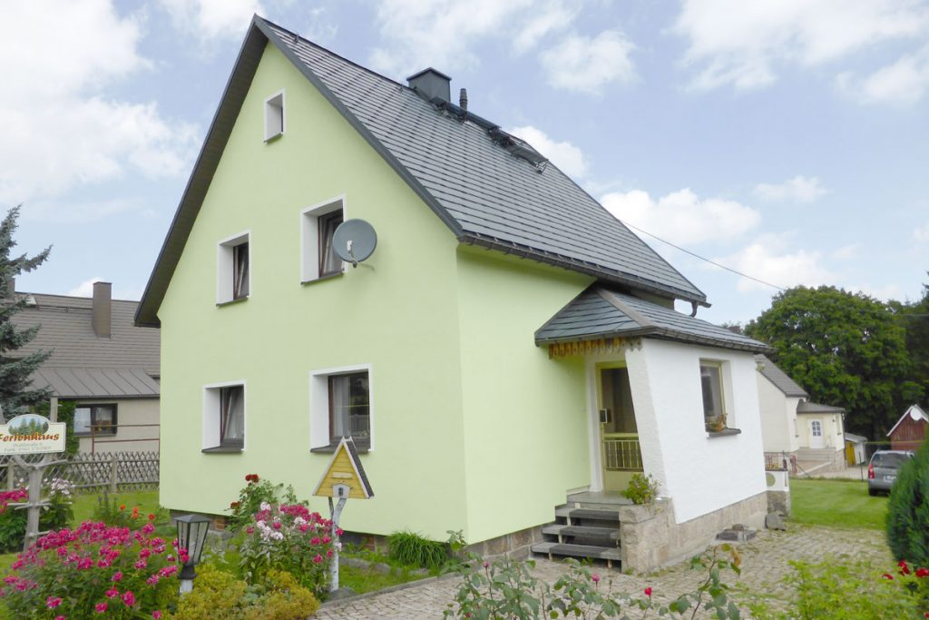 Ferienhaus Waldstraße Schönheide