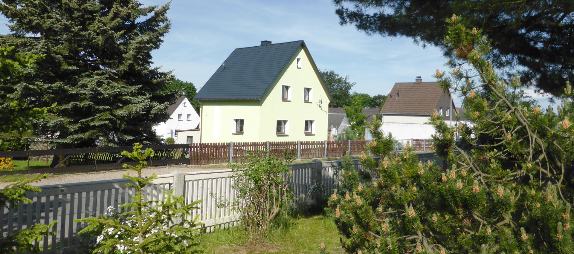 Ferienhaus Waldstraße